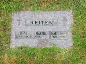 Marguerite Reiten