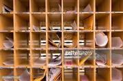 pigeonhole mailbox